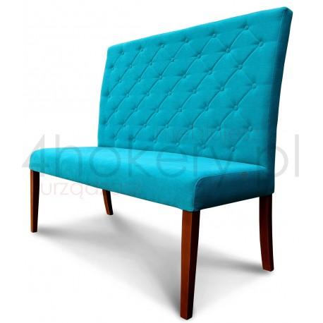 Ławka Astoria Turquoise