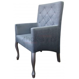 Krzesło / Fotel z podłokietnikami Casablanca