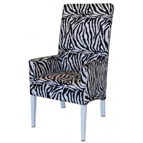 Krzesło / Fotel Animals Zebra