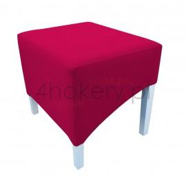 Pufa skośna / ławeczka do salonu . Siedzisko gładkie. Grubość siedziska 15/33cm