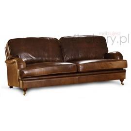 Sofa nierozkładana Ston Lux - Meble prowansalskie - Kanapa 3 osobowa