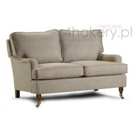 Sofa nierozkładana Ward - Meble prowansalskie - Kanapa 2 osobowa