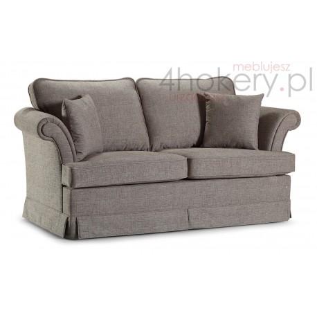 Sofa nierozkładana Ston Lux - Meble prowansalskie - Kanapa 2 osobowa