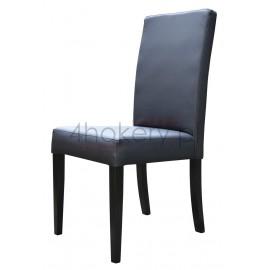 Wienna - krzesło smukłe z oparciem gładkim. Wys. oparcia 98cm od ziemi.