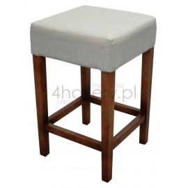 Hoker Prostyl - stołek barowy gruby. Siedzisko 65cm od ziemi.